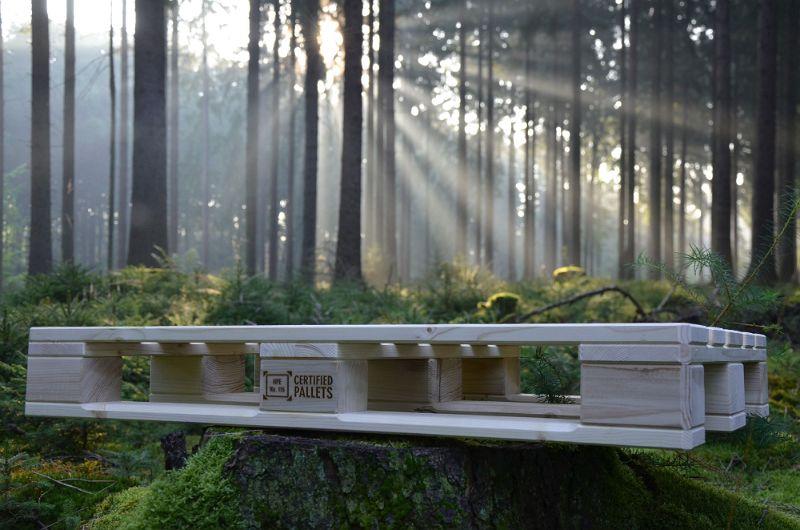 Palette Wald